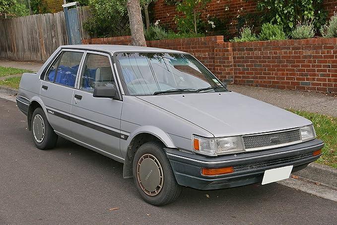 Enlace de Limpiaparabrisas Para Toyota Corolla E80 AE80 AE81 AE82 EE80 1984 - 87 unidad de mano derecha: Amazon.es: Coche y moto