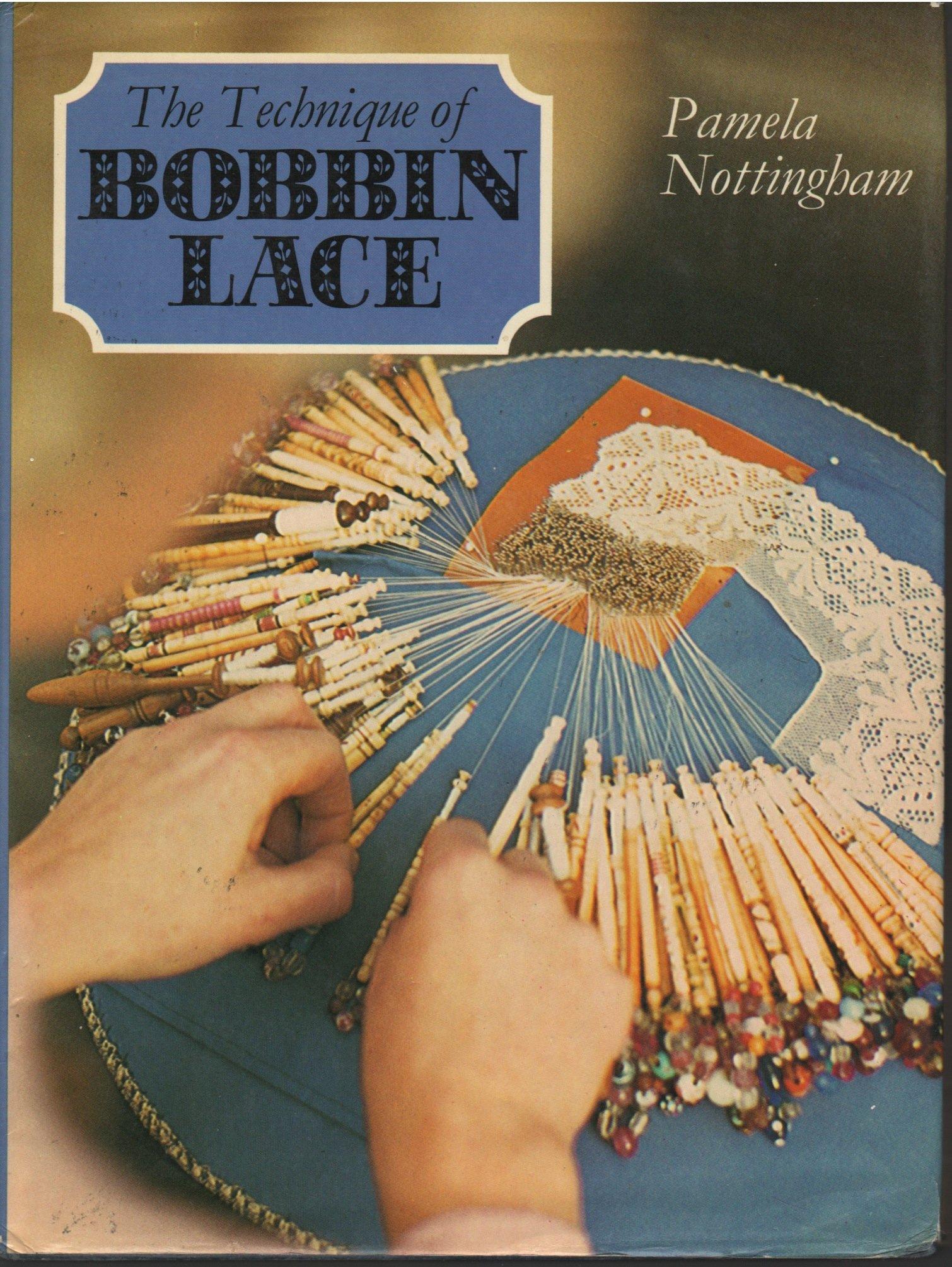 Download The technique of bobbin lace pdf epub