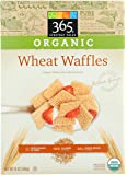 365 Everyday Value, Organic Wheat Waffles, 13 oz
