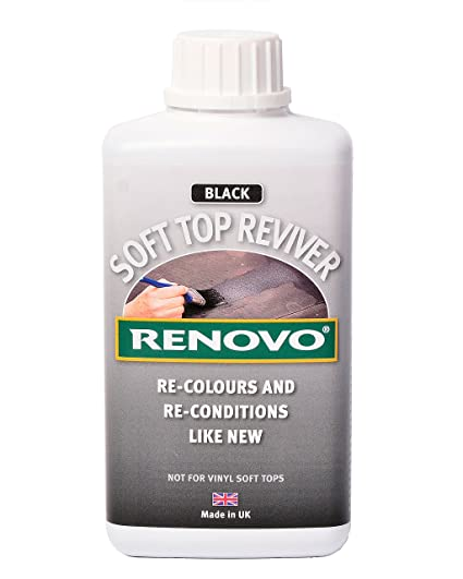 Renovo International Soft Top Reviver/black 500 ml