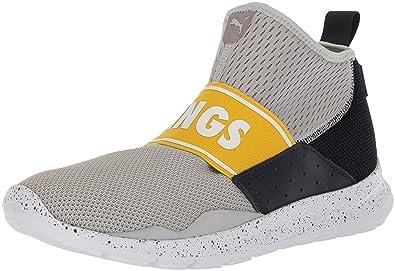 e7d62a56a Amazon.com | PUMA Men's Red Bull Racing EVO Sneaker | Fashion Sneakers
