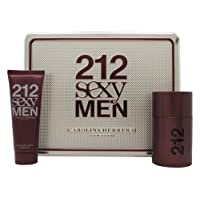 2016 Carolina Herrera 212 Sexy Men Eau de Toilette 50ml Gift Set