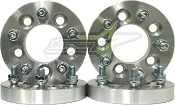 Pair Billet Wheel Adapter 5x4.75 to 5x4.5 Thickness 2 Inch