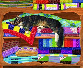 product image for Quilt Cupboard 1000 pc Jigsaw Puzzle by SunsOut