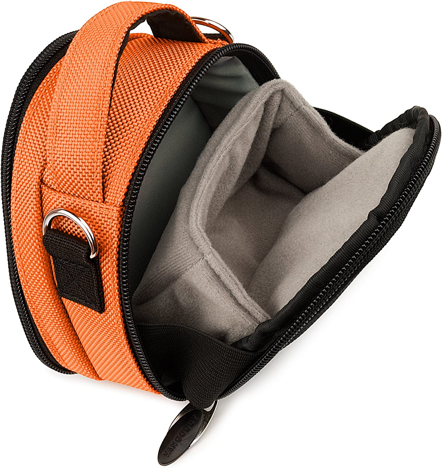 Mini Carrying Bag Case for Panasonic LUMIX DC GF10KGK Cameras up to 4.4 inch