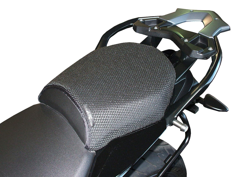 Triboseat Coprisella Passeggero Antiscivolo Nero Compatibile Con BMW R1200RS 2015-2018