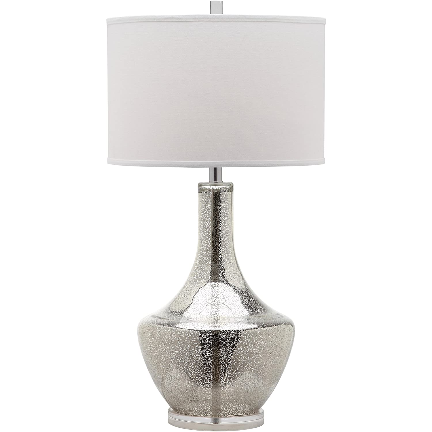 Amazon safavieh lighting collection mercury silver 33 inch amazon safavieh lighting collection mercury silver 33 inch table lamp home kitchen geotapseo Gallery
