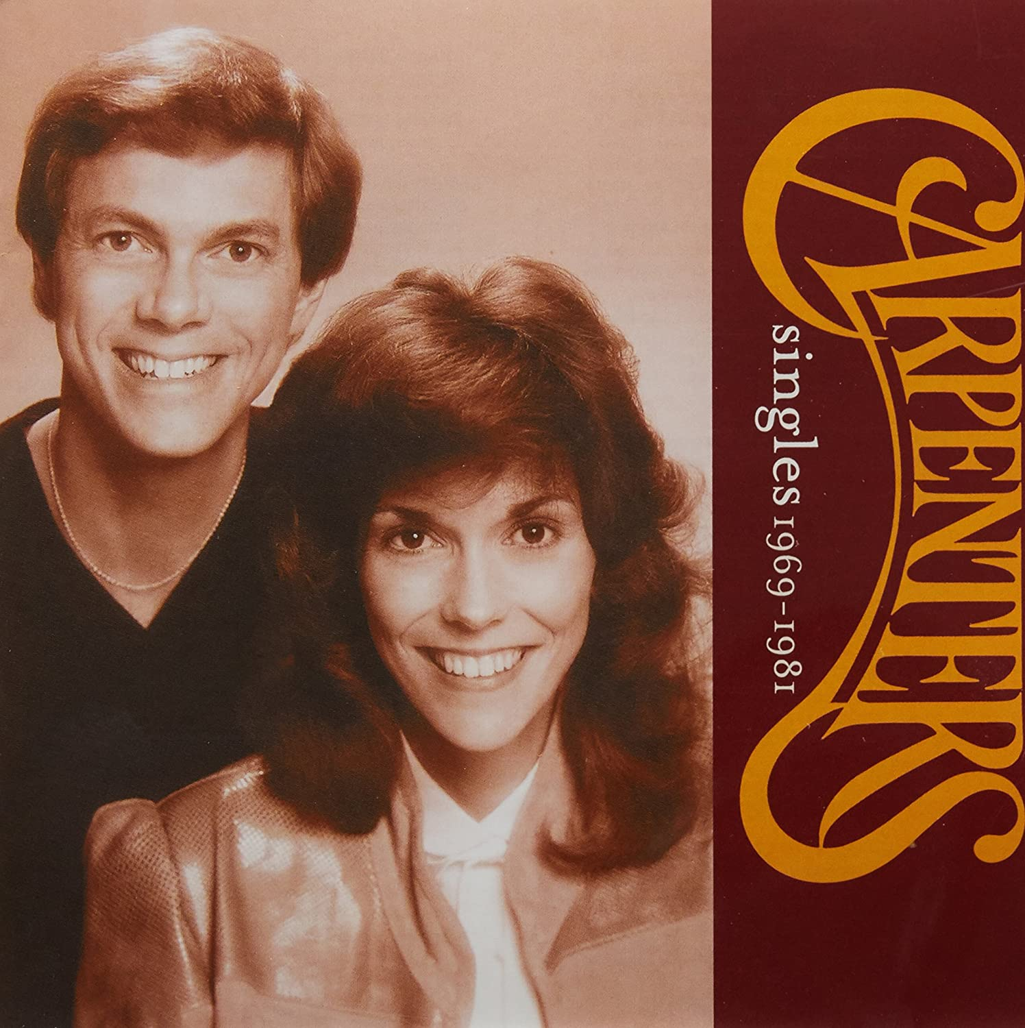 The Carpenters - The Singles 1969-1981