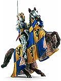 Schleich - 70009 - Figurine - Prince À Cheval Se Cabrant