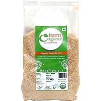 Turn Organic Sugar Brown, 1kg
