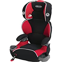 Graco 1852665 Affix Youth Highback Booster Seat with Latch System (Red)