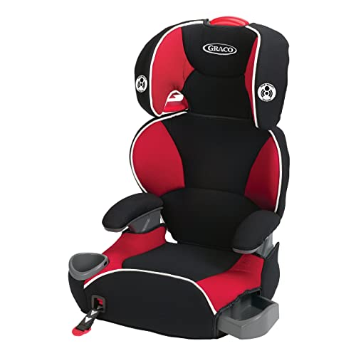 Graco Affix Youth Booster Seat - For No-Headrest Vehicle Seats