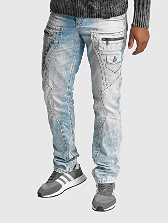 Cipo   Baxx Homme Jeans   Jean coupe droite James  Amazon.fr ... bb514aac297