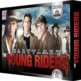 Amazon com: The Young Riders TV Series (24 Hour Marathon