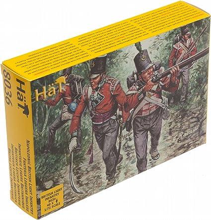 British light infantry 1:72-8036 Hat