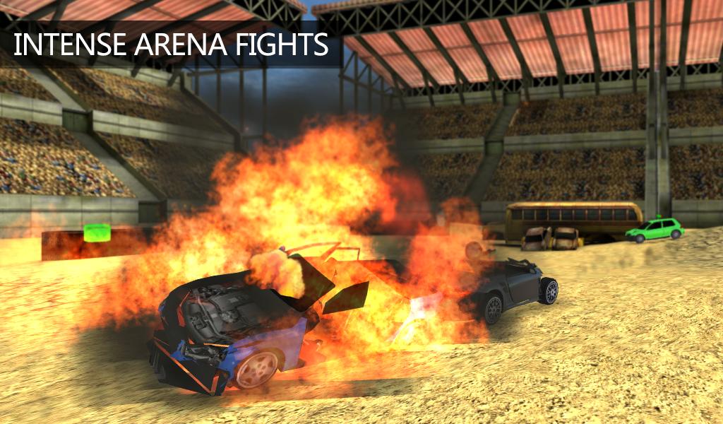 Amazon.com: Car Crash Simulator 3D: Appstore For Android