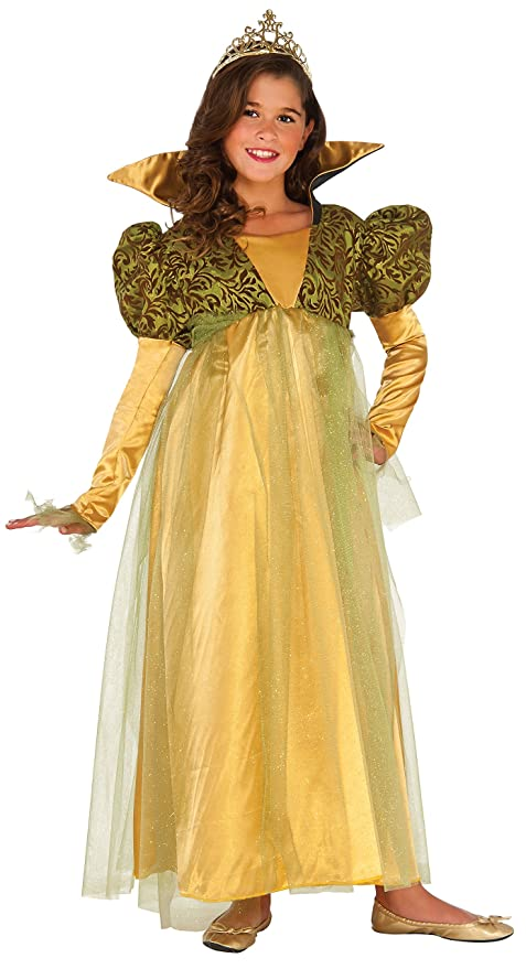 Rubie's Costume Forest Queen Deluxe Child Costume, Small