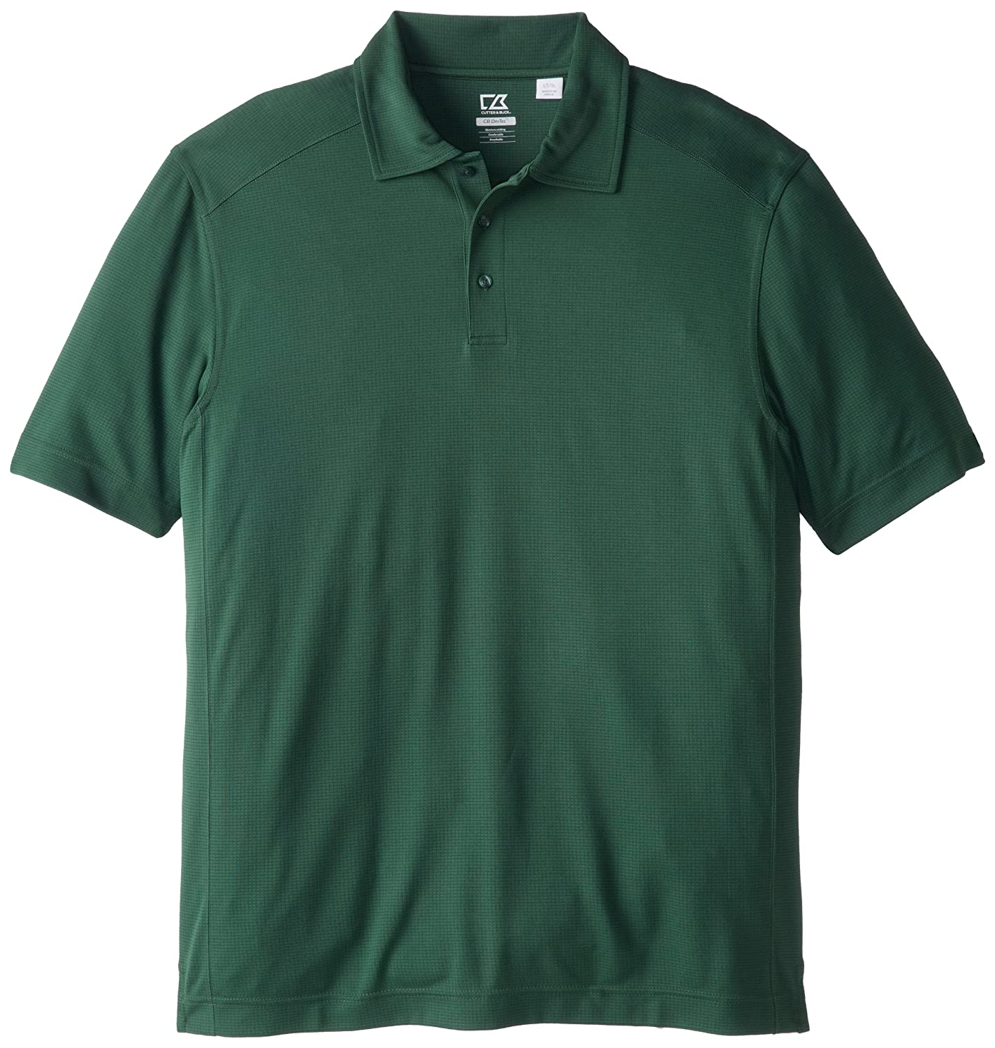 Cutter & Buck Men's Big-Tall Cb Drytec Genre Polo Shirt BCK00291