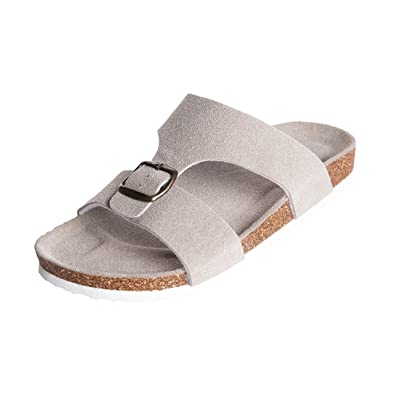 7f9dc867e WTW Women s Cork Footbed Sandals Size 6  Amazon.co.uk  Shoes   Bags
