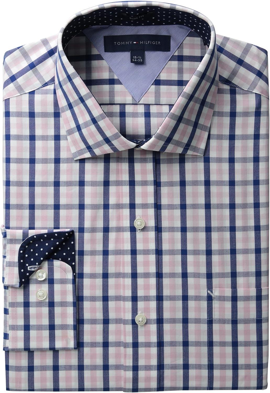 Tommy Hilfiger Mens Check Shirt