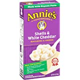 Annie's Homegrown Shells and White Cheddar -- 6 oz