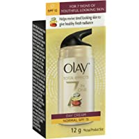 Olay Total Effects Face Cream Moisturiser Normal SPF 15 12g