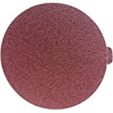 8 Inch PSA Adhesive Sticky Back Tabbed Sanding Discs (10 Pack, 40 Grit)