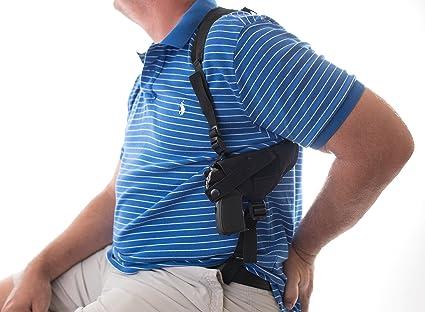 Nylon shoulder holster for Ruger Security-9 Compact