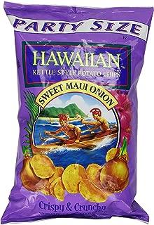 product image for Tims Cascade Hawaiian Chips Maui Onion, 16 oz, Hawaiian Kettle Style Potato Chips, Sweet Maui Onion, 8 Ounce