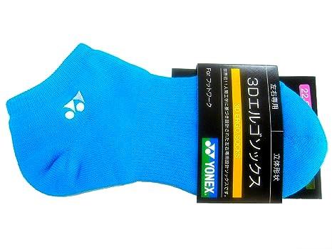 YONEX Calcetines para las mujeres 29108 (603) agua azul