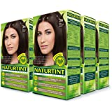 Naturtint Permanent Hair Color - 3N Dark Chestnut Brown, 5.28 fl oz (6-pack)