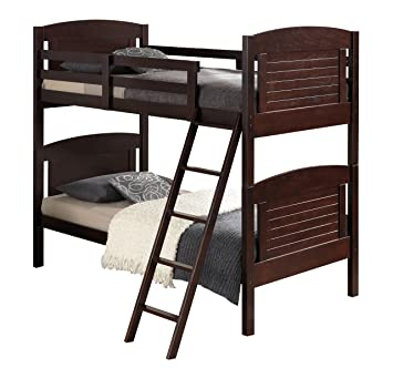 Amazon Com Broyhill Kids Nantucket Bunk Bed Twin Over Twin