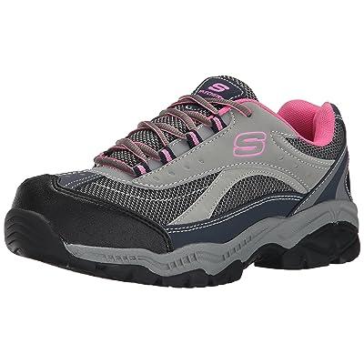 Skechers for Work Women's Doyline Steel Toe Hiker Boot: Shoes