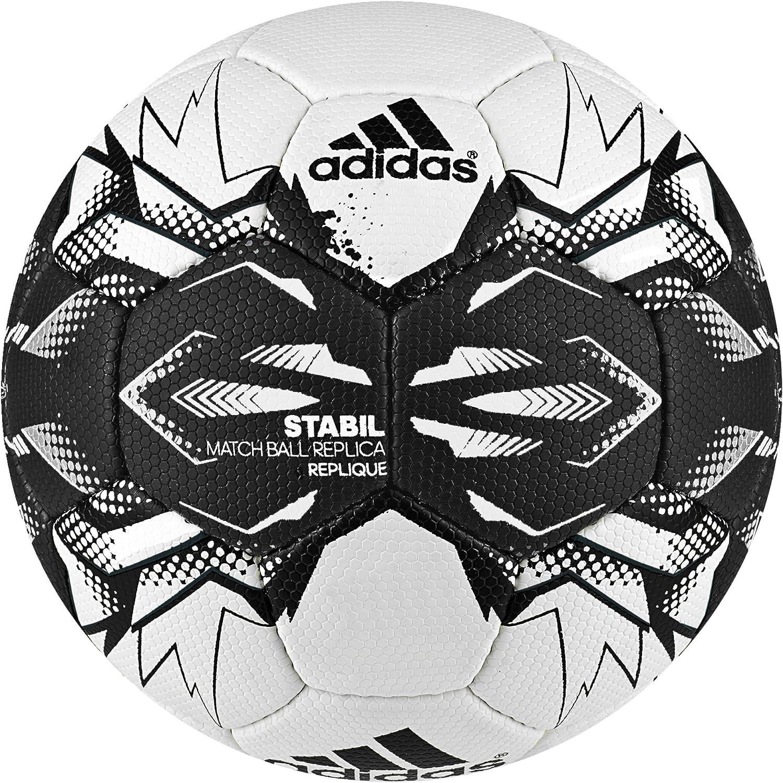 TALLA 3. adidas Stabil Replique Balón de Balonmano, Unisex Adulto