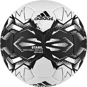 adidas Stabil Replique Balón de Balonmano, Unisex Adulto: Amazon ...