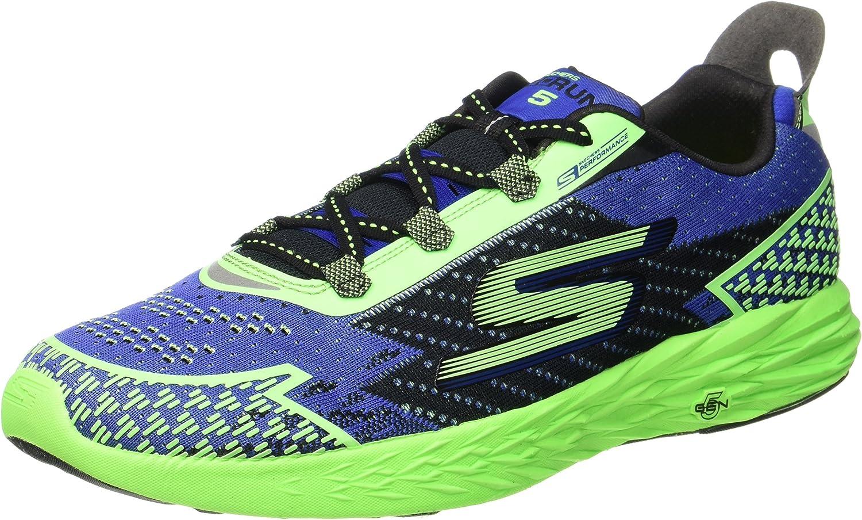 bästa försäljning på grossist äkta kvalitet Skechers Men's Go Run 5 Trainers: Amazon.co.uk: Shoes & Bags