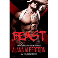 BEAST: A Bad Boy Marine Romance (Heroes Ever After Book 1) (English Edition)