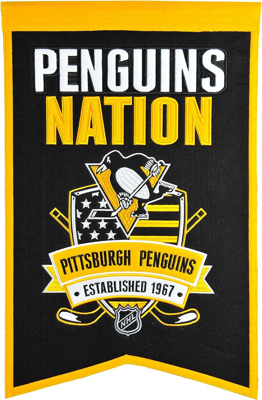 Winning Streak NHL Nations Banner
