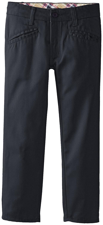U.S. Polo Assn. Big Girls' Angle Pocket Skinny Pants