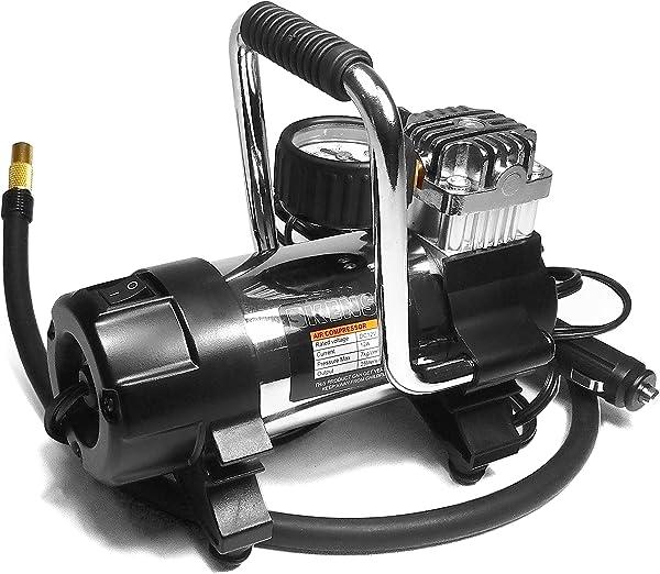 Kensun Multi-Use Tire Inflator Portable Car Air Compressor