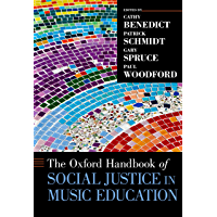 The Oxford Handbook of Social Justice in Music Education (Oxford Handbooks) book cover