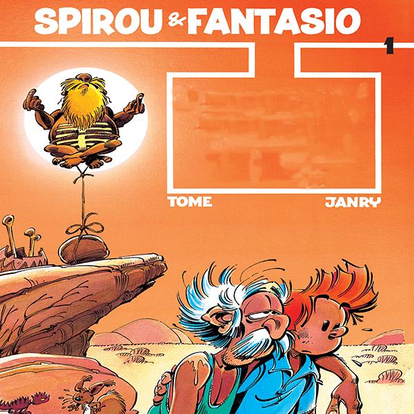 Spirou & Fantasio  (Issues) (9 Book Series)