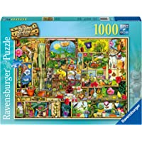 Ravensburger 19482 The Gardener's Cupboard 1000 Piece Jigsaw Puzzle for Adults ? Every Piece is Unique, Softclick…