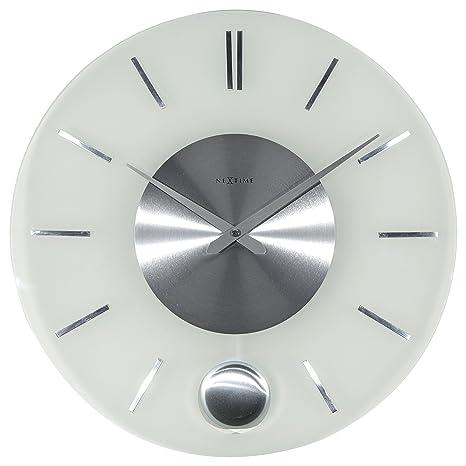 Amazon.com: unek bienes Nextime péndulo reloj de pared ...