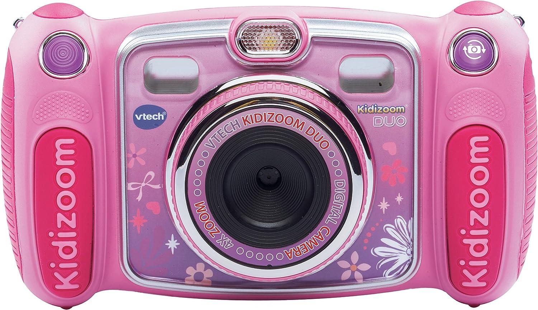 Vtech 80 170854 Digitalkamera Kidizoom Duo Pink Spielzeug