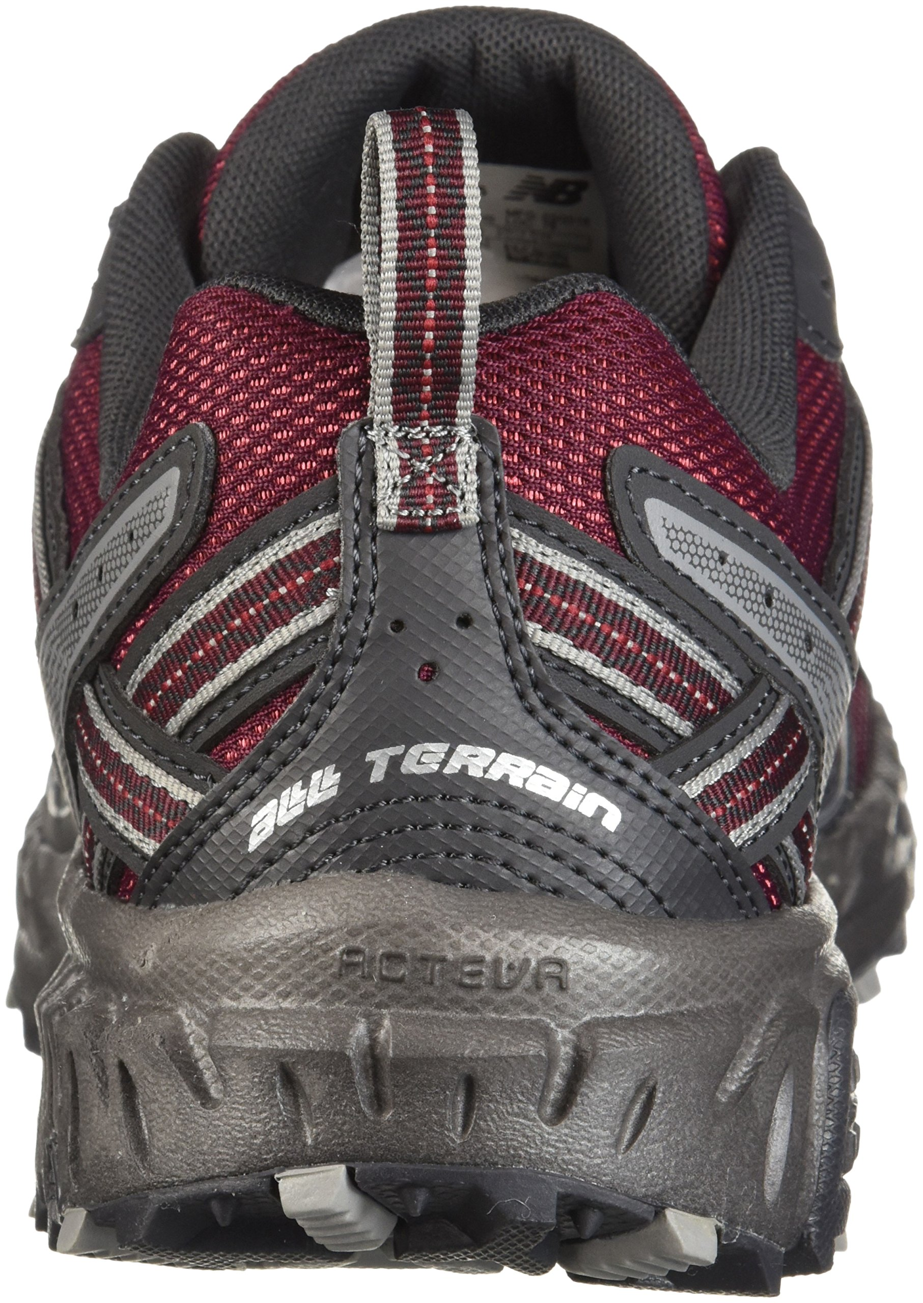New Balance Men's MT410v5 Cushioning Trail Running Shoe, Oxblood, 7 D US by New Balance (Image #2)