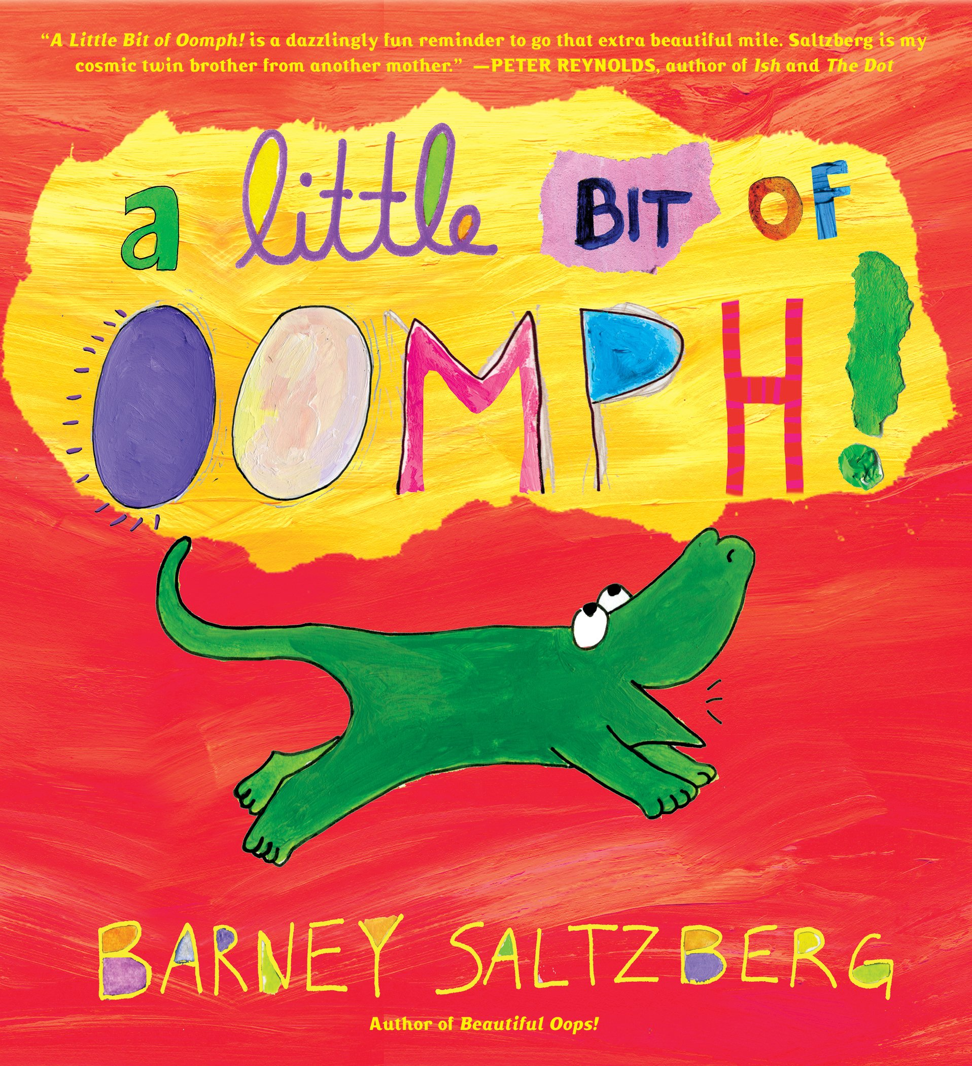Amazon com: A Little Bit of Oomph! (9780761177449): Barney