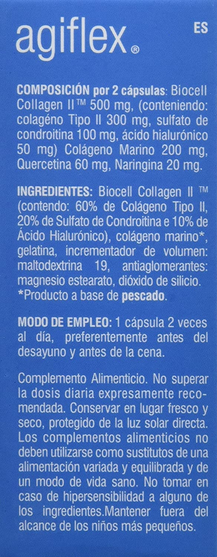 DietMed Agiflex Cápsulas - 40 Cápsulas: Amazon.es: Salud y cuidado personal