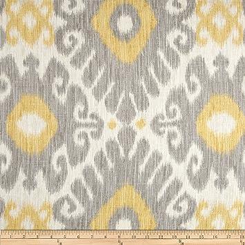 Amazon.com: Jaclyn Smith 02606 Ikara Blend Dove Grey Fabric By The Yard