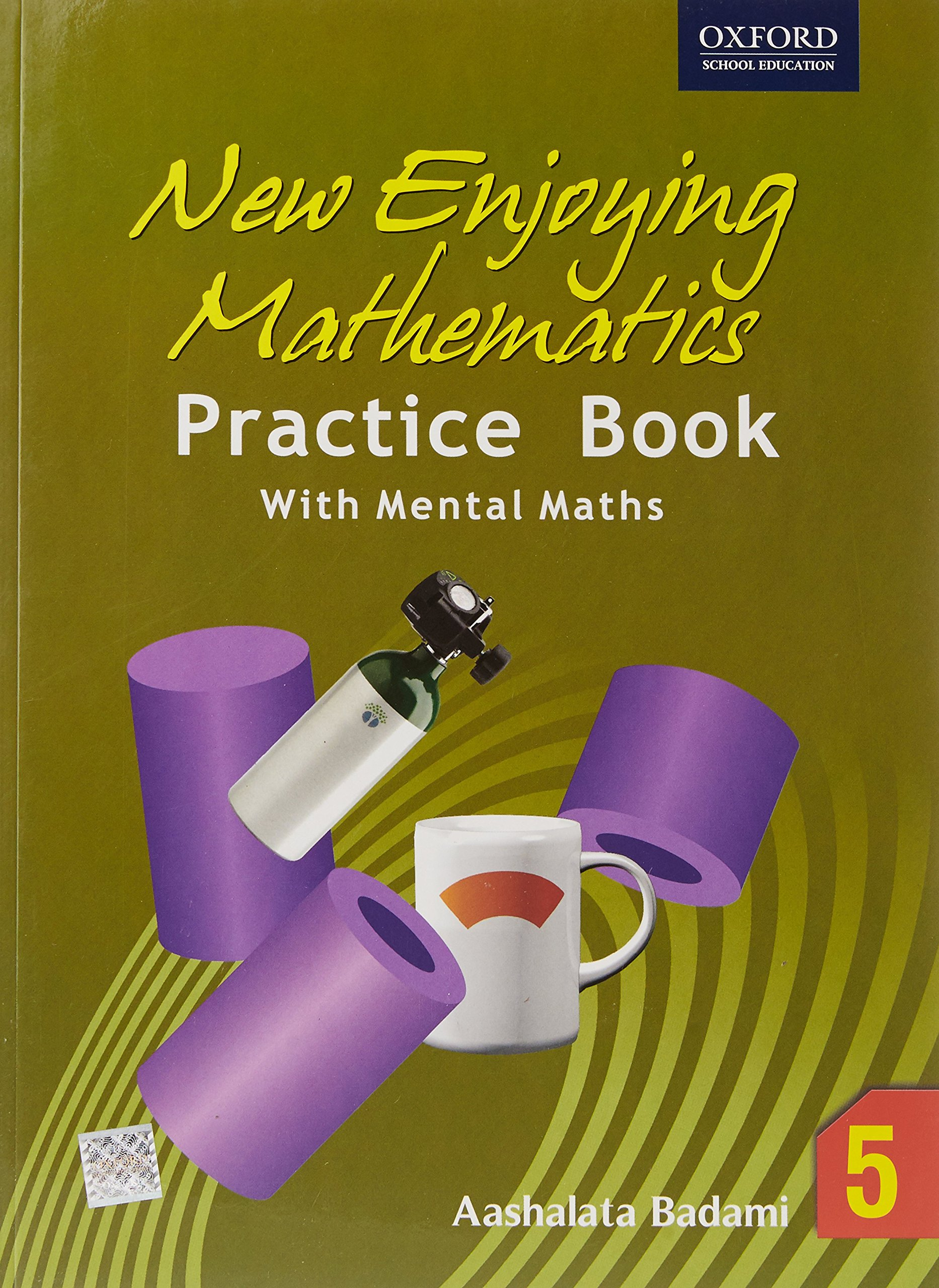 Buy New Enjoying Mathematics Practice Books 5 Book Online at Low ...